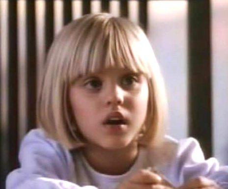 Η ηθοποιός έπαιζε σε διαφημιστικά από μικρή