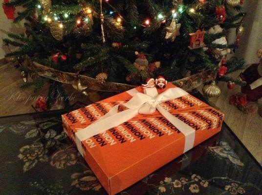 Το χριστουγεννιάτικο δώρο του Μινιόν. Μια ισχυρή ανάμνηση για πολλές γενιές ελλήνων