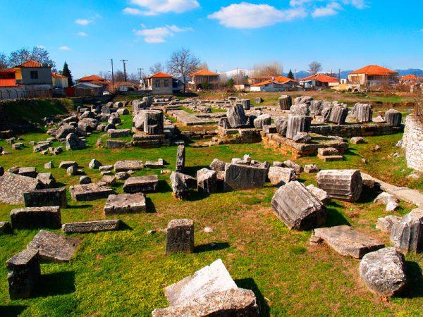 Ναός Αλέας Αθηνάς Τεγέας