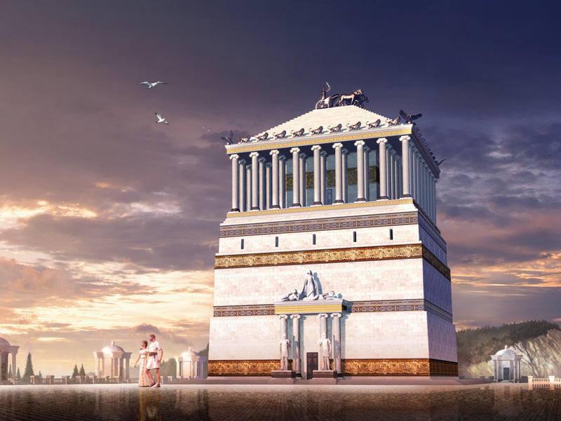 """Σκόπας. Ο σπουδαίος γλύπτης από την Πάρο έζησε στη """"σκιά"""" του Πραξιτέλη. Φιλοτέχνησε τη Νίκη της Σαμοθράκης, τον ναό της Αλέας Αθηνάς στην Τεγέα και το Μαυσωλείο της Αλικαρνασσού, ένα από τα 7 θαύματα του κόσμου"""