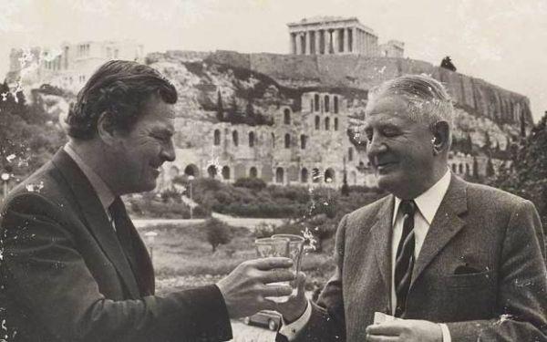 Κυριακή 7 Μαΐου 1972 οι απαγωγείς συναντήθηκαν ξανά με τον Κράίπε σε μια ιστορική εκπομπή του Νίκου Μαστοράκη στην ΥΕΝΝΕΔ. Φέρμορ και Κράϊπε κάτω από την Ακρόπολη