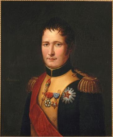 Ο Ιωσήφ Βοναπάρτης, αδερφός του Ναπολέοντα