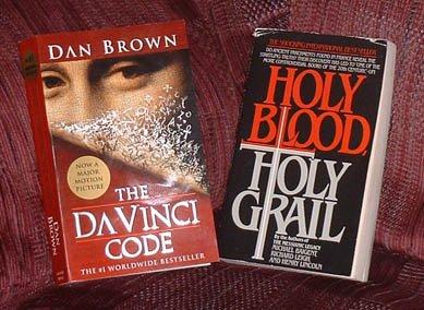 """Ο """"Κώδικας Νταβίντσι"""" και το """"Άγιο Αίμα, Άγιο Δισκοπότηρο"""""""