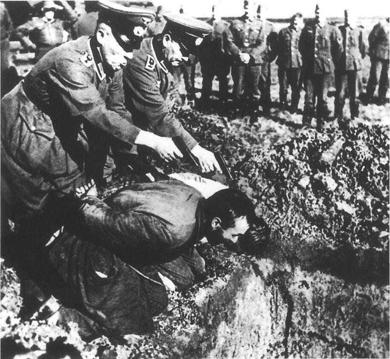 """""""Καλύτερα να εκτελεστούν 50 ύποπτοι, παρά να σκοτωθεί ένας Γερμανός"""". Αλεξάντερ Λερ, ο αξιωματικός που εφάρμοσε τα μαζικά αντίποινα στην Ελλάδα. Ήταν από τους λίγους εγκληματίες, που τιμωρήθηκαν παραδειγματικά"""