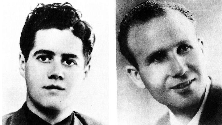 Βρούχος και Κωσταρίδης, οι Ροδίτες που έστησαν κατασκοπευτικό δίκτυο και εκτελέστηκαν «εν ονόματι του γερμανικού λαού». Τους κατέδωσε συνεργάτης τους μετά από βασανιστήρια