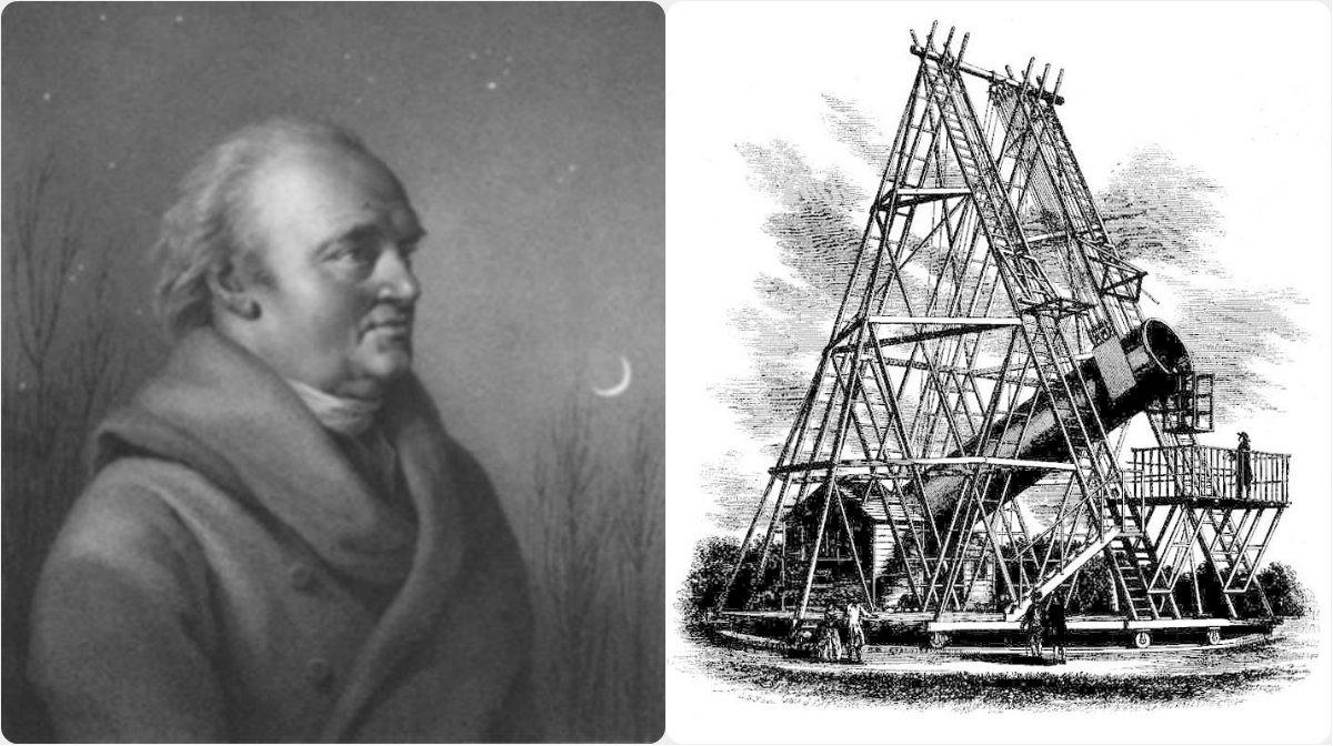 Πώς ένας μουσικός ανακάλυψε το 1781 τον πλανήτη Ουρανό με ένα τηλεσκόπιο που κατασκεύασε μόνος του. Τον αποκάλεσαν παρανοϊκό, αλλά έγινε ο προσωπικός αστρονόμος του βασιλιά και έφερε επανάσταση στην αστρονομία