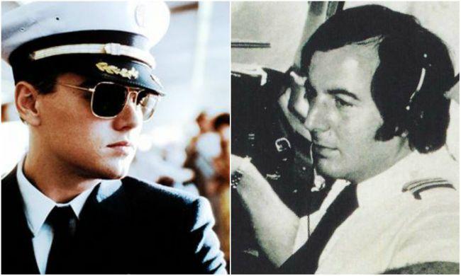 """Ο απατεώνας με τα χίλια πρόσωπα. Ταξίδεψε σε 26 χώρες υποδυόμενος τον πιλότο. Έκλεβε και πάντα διέφευγε. Τον υποδύθηκε ο Λεονάρντο Ντι Κάπριο στην ταινία """"Πιάσε με αν μπορείς"""""""