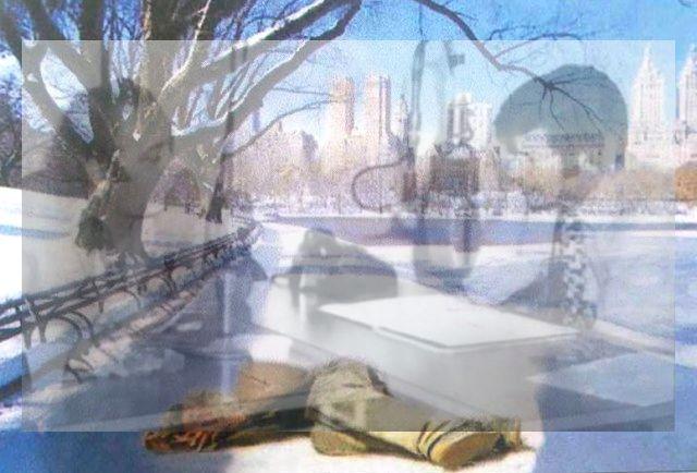 Το τραγούδι του Ζαμπέτα για τον Τζακ Ο' Χάρα. Η αληθινή ιστορία του άστεγου που πέθανε στη Νέα Υόρκη και τον άφησαν στο χιόνι επειδή δεν υπήρχαν λεφτά για την κηδεία