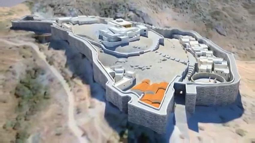 Έτσι ήταν οι πολύχρυσες Μυκήνες, το βασίλειο του μυθικού Αγαμέμνονα. Τρισδιάστατη αναπαράσταση με το ανάκτορο και το οχυρό (βίντεο)