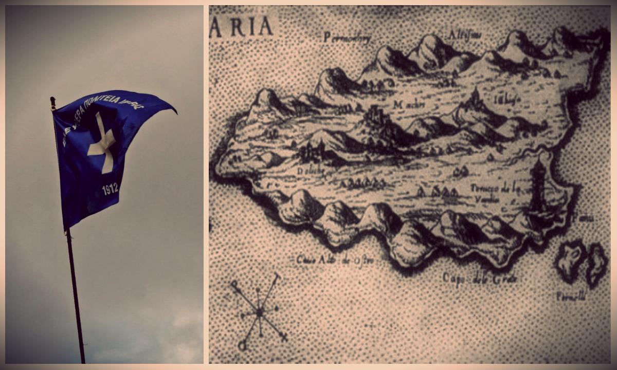 To ανυπότακτο νησί του Αιγαίου που επαναστάτησε μόνο του κατά των Τούρκων. Από εκεί ξεκίνησε η απελευθέρωση των υπόλοιπων νησιών και αποτέλεσε για τον Βενιζέλο το προοίμιο των Βαλκανικών Πολέμων