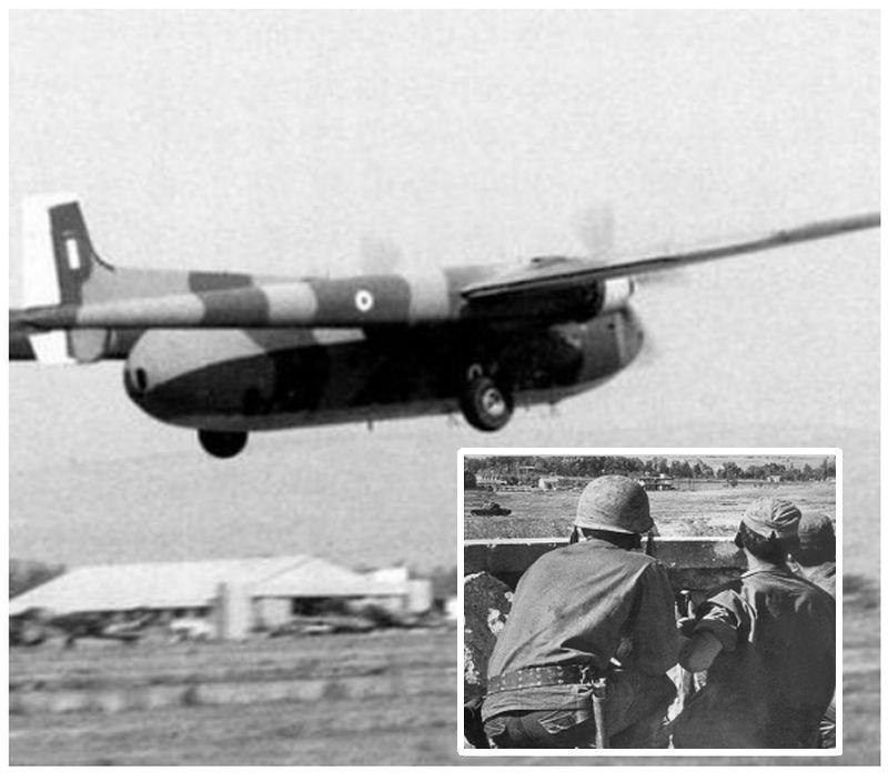 """""""Ρε σεις, τι κάνατε, χτυπήσατε δικό μας αεροπλάνο;"""" Η κατάρριψη ελληνικού Νοράτλας με 27 καταδρομείς από φίλια πυρά κατά την τουρκική εισβολή στην Κύπρο"""