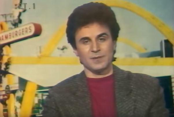 """""""Μουσικόραμα"""". Η εκπομπή που καθήλωνε τους έφηβους της δεκαετίας του ΄80 μπροστά στις τηλεοράσεις τους. Τι απέγινε ο παρουσιαστής Γιώργος Γκούτης"""