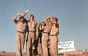 Συγκλονιστικό βίντεο ντοκουμέντο από πυρηνικές δοκιμές. Πέντε άνδρες παρακολουθούν ατάραχοι τον πυρηνικό πύραυλο. Τα επόμενα πειράματα με ανθρώπους και γουρούνια!