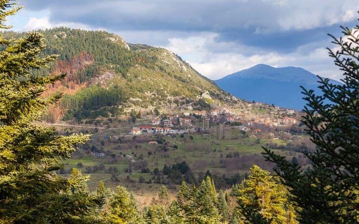 Χωριό της Αρκαδίας που πρωταγωνίστησε το 1821