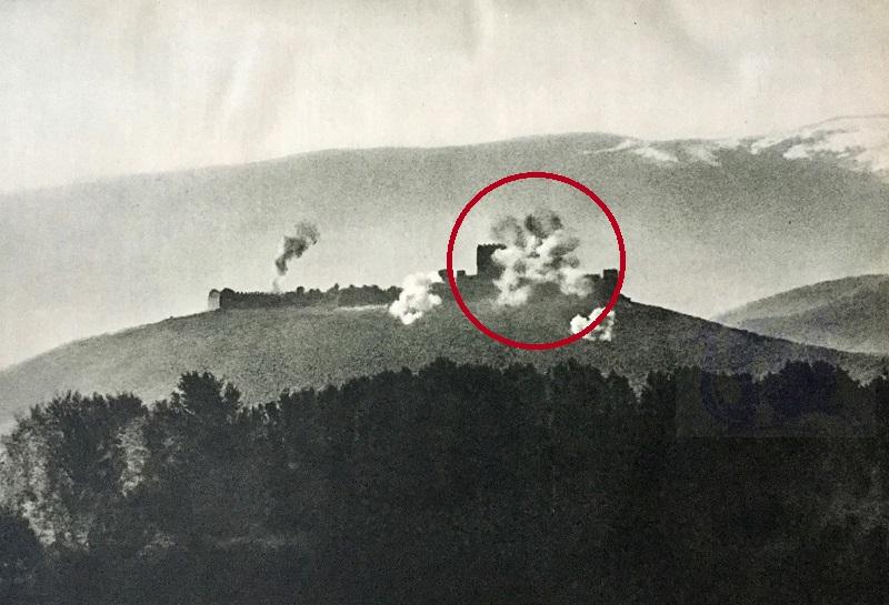 Η σφοδρή πολιορκία του κάστρου του Πλαταμώνα από τους Γερμανούς το 1941. Η άγνωστη μάχη που έδωσαν οι Νεοζηλανδοί  με αυτοσχέδιες χειροβομβίδες και δυναμίτη