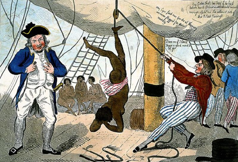 Τα εκατομμύρια σκλάβων που πέθαναν κατά τη διάρκεια της μεταφοράς τους. Τους απήγαγαν από τα χωριά τους για να καλλιεργήσουν τις τεράστιες εκτάσεις των θεοσεβούμενων Ευρωπαίων αποικιοκρατών
