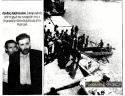 Η πτώση ελικοπτέρου στην Καστοριά που στοίχισε τη ζωή στον σκηνοθέτη των «Δέκα Μικρών Μήτσων» και σε ένα πιλότο. Η ανάσυρση των θυμάτων έγινε από ντόπιους ψαράδες