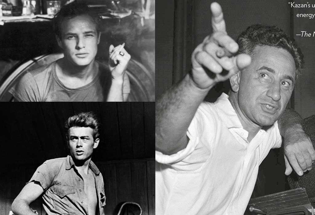 """""""Ο Μάρλον Μπράντο είναι θαυμάσιος, ο Τζέιμς Ντιν πρωτόγονος"""". Η άγνωστη συνέντευξη του Ελία Καζάν στον Φρέντι Γερμανό. Ποιος Έλληνας σκηνοθέτης του άρεσε"""
