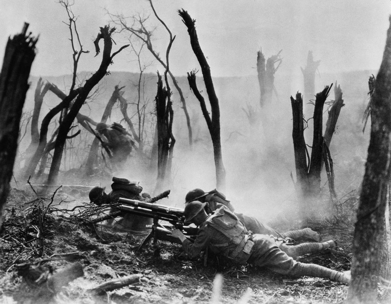 """Το """"χαμένο τάγμα"""" των Αμερικανών που εγκλωβίστηκε στο δάσος της Αργκόν και έδωσε την τελευταία μάχη του Α΄ Παγκοσμίου. Το τέλος του διοικητή μετά τον πόλεμο"""