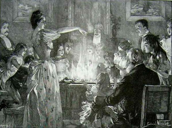 Τα επώδυνα χριστουγεννιάτικα παιχνίδια της Βικτωριανής Αγγλίας. Εγκαύματα, σπασμένα χέρια και τρομοκρατημένα παιδιά ήταν ενδείξεις μιας διασκεδαστικής βραδιάς