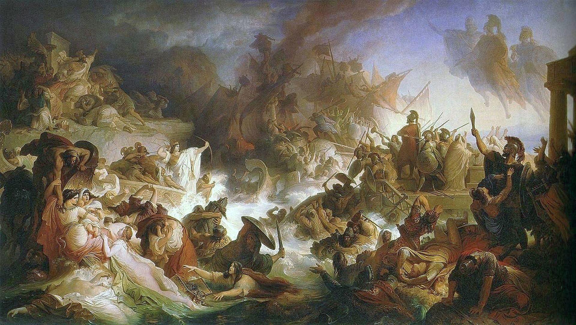 Οι άγνωστοι ήρωες των περσικών πολέμων που πολέμησαν μέχρι θανάτου. Ο Υπερασπιστής της Ακρόπολης, που ο σκελετός του ανακαλύφθηκε το 1932