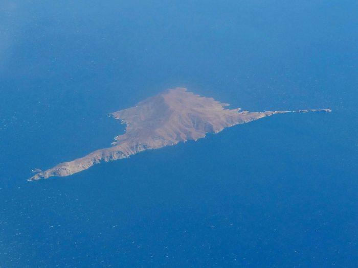 Γυάρος, νησί, εξορία