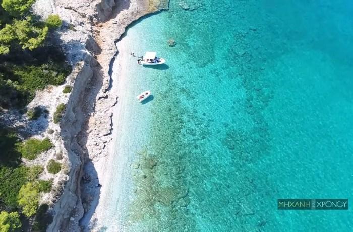 Παραλία Αλκυόνη, Κορινθίας