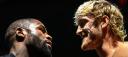 """Ο αγώνας πυγμαχίας του  44χρονου Φλόιντ Μέιγουέδερ με τον διάσημο γιουτιούμπερ Λόγκαν Πολ που έχει 66 εκατομμύρια συνδρομητές. Ο αγώνας επίδειξης με τα """"επαγγελματικά"""" κέρδη"""