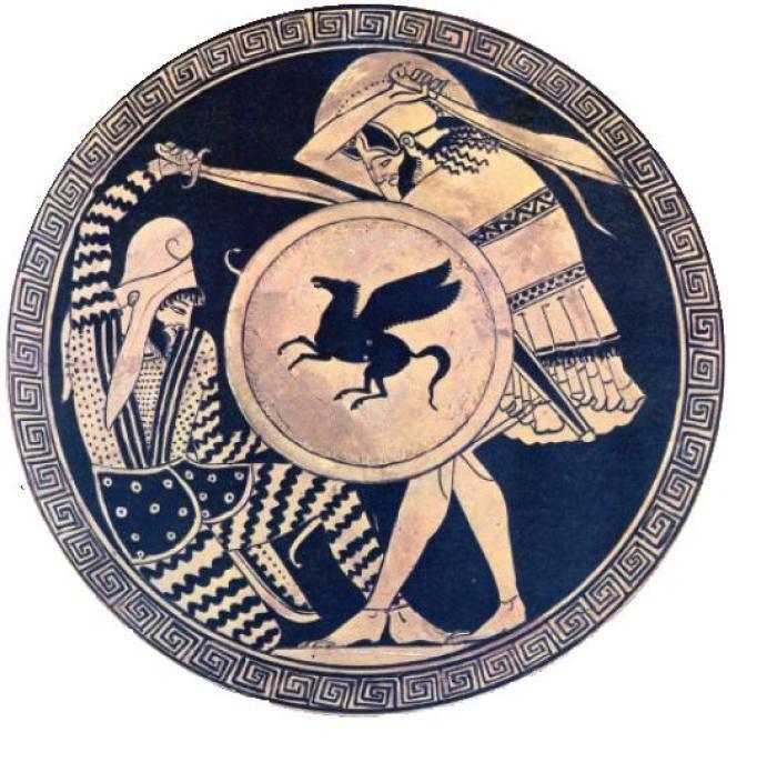 Η επιστροφή των Περσών στην Ελλάδα, με όπλο την δωροδοκία.