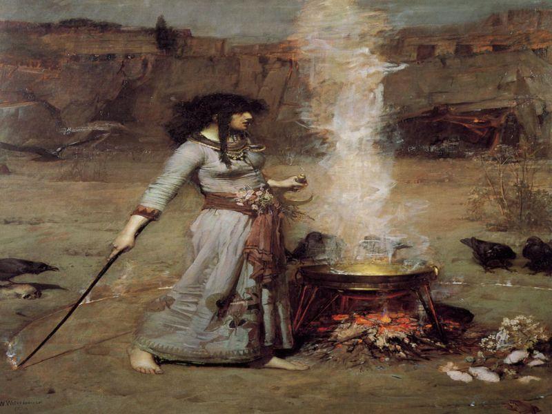 Το κυνήγι μαγισσών στον Μεσαίωνα. Η δίωξη γυναικών που θεωρήθηκαν συνεργοί του Διαβόλου και κατηγορήθηκαν ακόμη και για θυσίες βρεφών. Μύθος ή πραγματικότητα