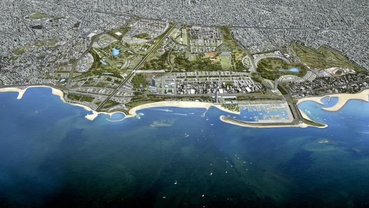Παρουσιάζονται η νέα Marina Galleria και το παραλιακό μέτωπο στο Ελληνικό. Διαδικτυακά και ανοιχτή προς το κοινό η εκδήλωση