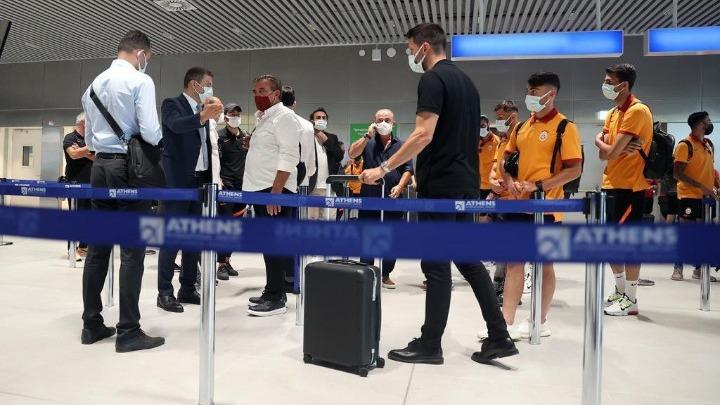 Δεν επιτράπηκε στους ποδοσφαιριστές της Γαλατάσαραϊ να μπουν στην Ελλάδα χωρίς να κάνουν Rapid test -Επικοινωνία Δένδια με Τσαβούσογλου