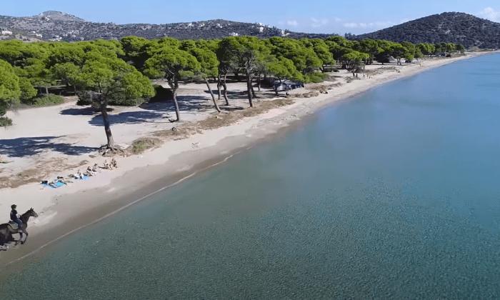 """Σε ποια παραλία της Αττικής γυρίστηκε το """"Είναι το στρώμα μου μονό"""" της Βουγιουκλάκη; Η αγαπημένη παραλία των Αθηναίων που δε θυμίζει σε τίποτα την πρωτεύουσα"""
