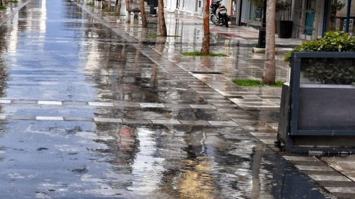 Σε ποιες περιοχές έρχονται βροχές και καταιγίδες αν και αν ανεβαίνει η θερμοκρασία
