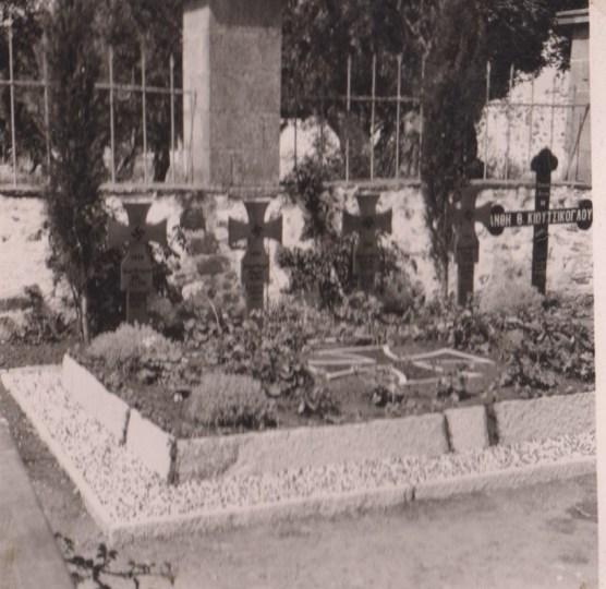 Το άγνωστο γερμανικό μνημείο στη Λήμνο το 1941