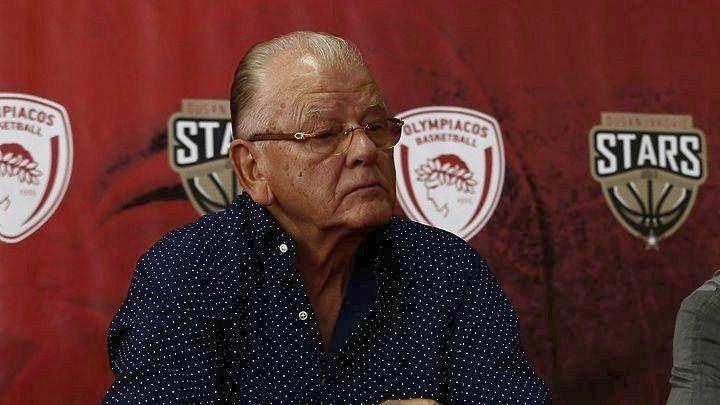 Πέθανε σε ηλικία 78 ετών ο Ντούσαν Ίβκοβιτς. Υπήρξε μία από τις μεγαλύτερες μορφές του ευρωπαϊκού μπάσκετ