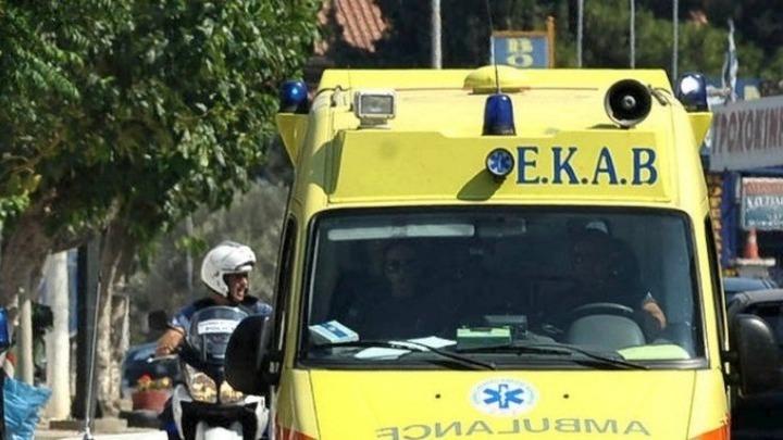 Γυναίκα στη Λαμία έπεσε από το μπαλκόνι του σπιτιού της. Τι της έσωσε τη ζωή