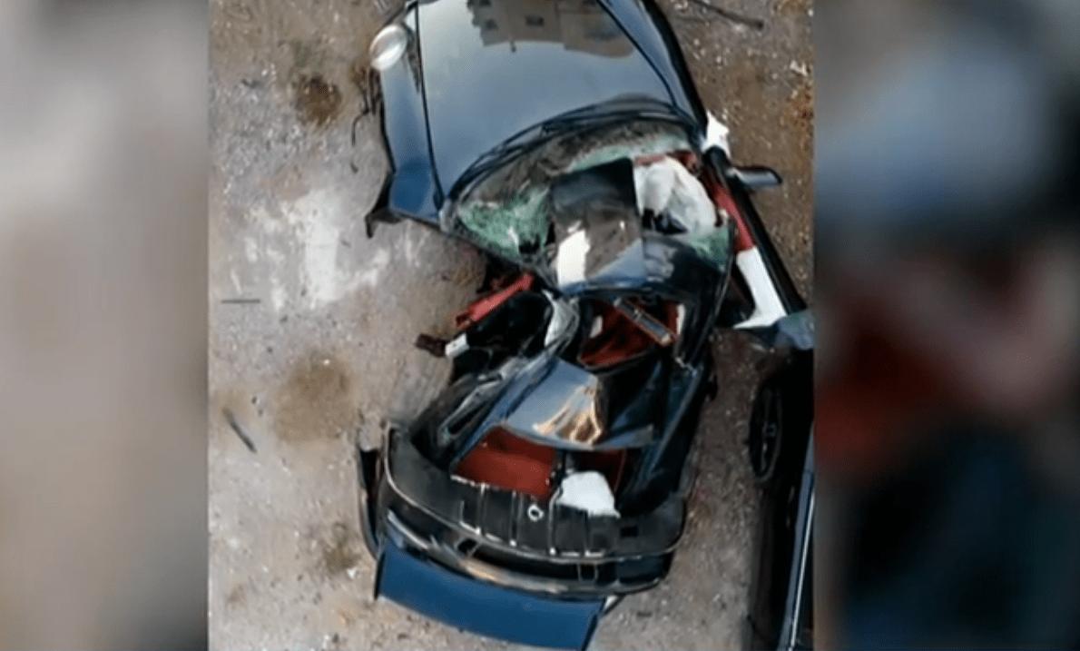 Επιτήδειοι ανέβασαν αγγελία με το αυτοκίνητο του Mad Clip αναφέροντας ότι πουλιέται για ανταλλακτικά