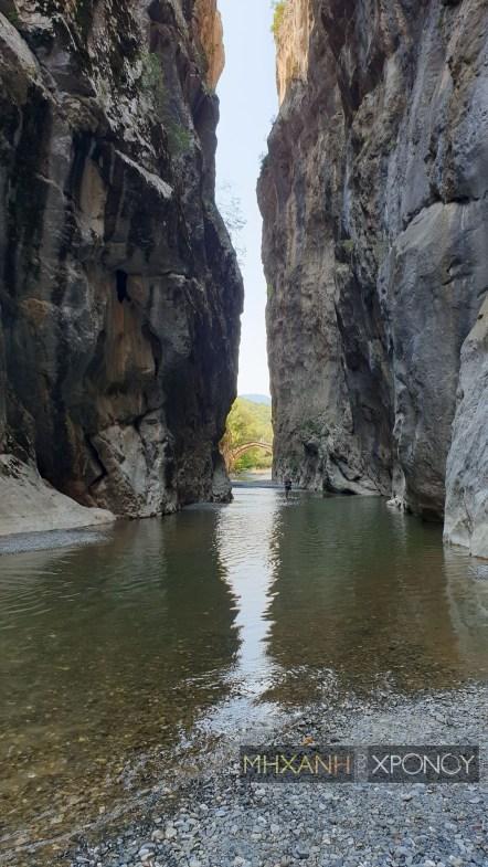 Οι «συμπληγάδες» των Γρεβενών και το γεφύρι των 280 ετών. Το εντυπωσιακό κρυμμένο στολίδι της Μακεδονίας