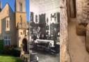 Υπόγειες σήραγγες και κρυμμένα δωμάτια ανακάλυψε 23χρονος στο 500 ετών σπίτι του. Βρήκε την είσοδο μέσα από φωτογραφίες (Βίντεο)