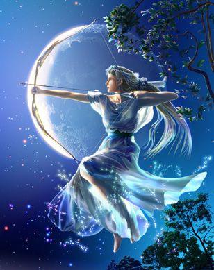 Artemis si orion