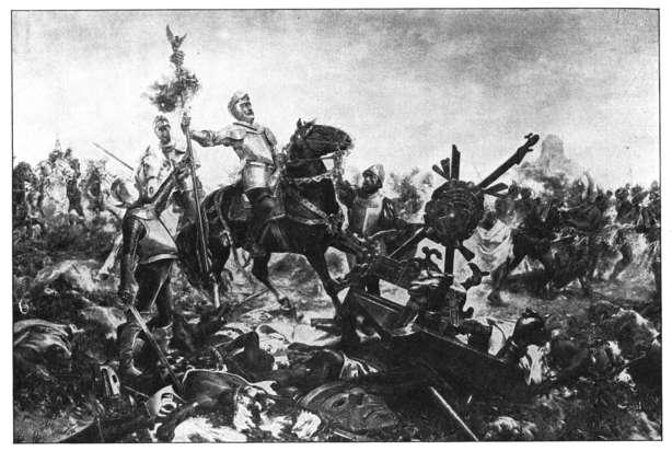 hernando Cortes si aztecii