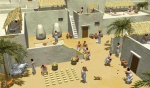 locuintele egiptenilor