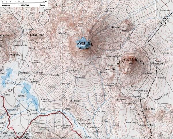 Ararat-harta