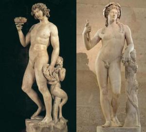Eros si Dionysos