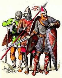 cavaleri normanzi ,cei mai buni luptatori