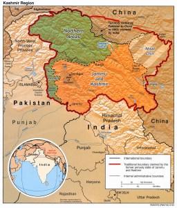 kashmir,tinutul din Muntii Himalaya