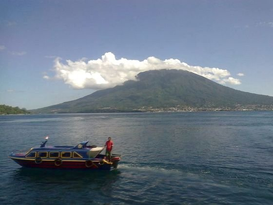 Marea Molucelor,paradisul mirodeniilor
