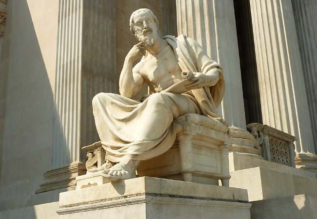herodot ,parintele instoriei