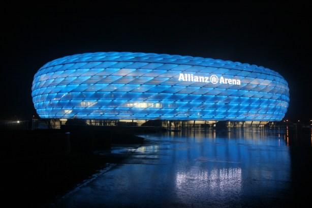 Munchen -Allianz Arena